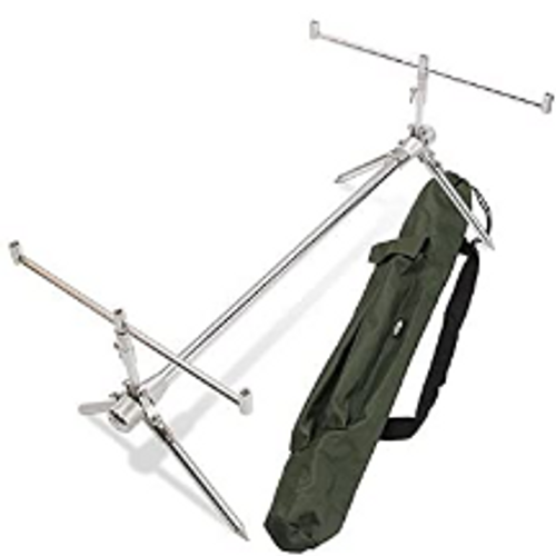 NGT Classic Pod - Aluminium 3 Rod Pod with Case