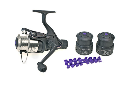 Drennan Series 7 Feeder 9-40 Reel