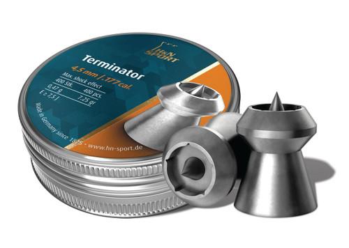 H&N Terminator pellets