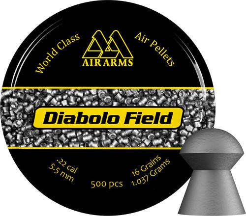 Air Arms Diablo Field Pellets