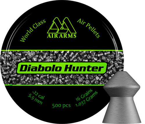 Air Arms Diablo Hunter .22 Pellets