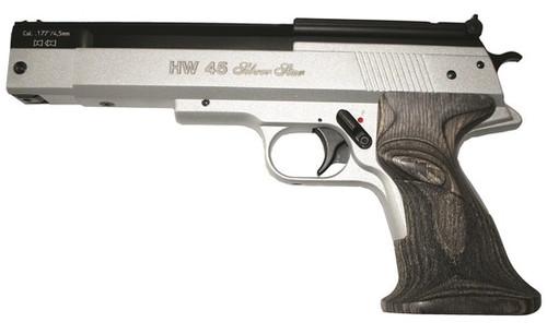 Weihrauch HW 45 Silver star .22
