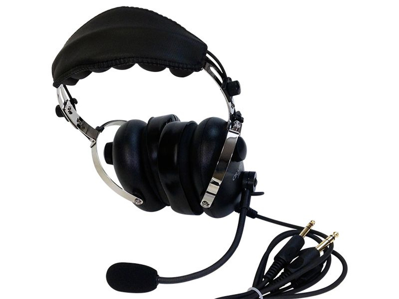 CRAZEDpilot HELICOPTER ANR ACTIVE noise reduction headset CP-1ANR-HELI