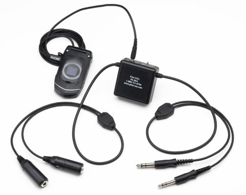 iPhone & Android Phone Call Interface for AIRCRAFT HEADSETS
