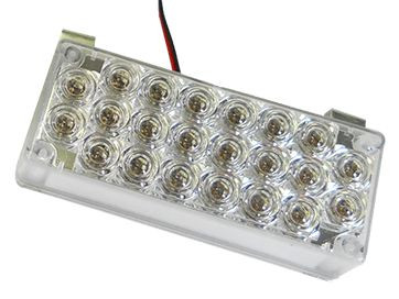 22 LED Lamp / Light for Aircraft Strobe or Landing Lights