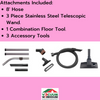 Hetty HVT200 Commercial Vacuum cleaner