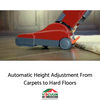 SEBO AUTOMATIC X7 BOOST UPRIGHT VACUUM CLEANER