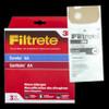 Bags and Parts,Bag and Filters,Paper Bags,EUREKA,67702,67702 Eureka Aa Bag 3M Filtrete Fits Paper Bag