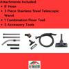 Numatic Henry HVR200 Commercial Vacuum Cleaner