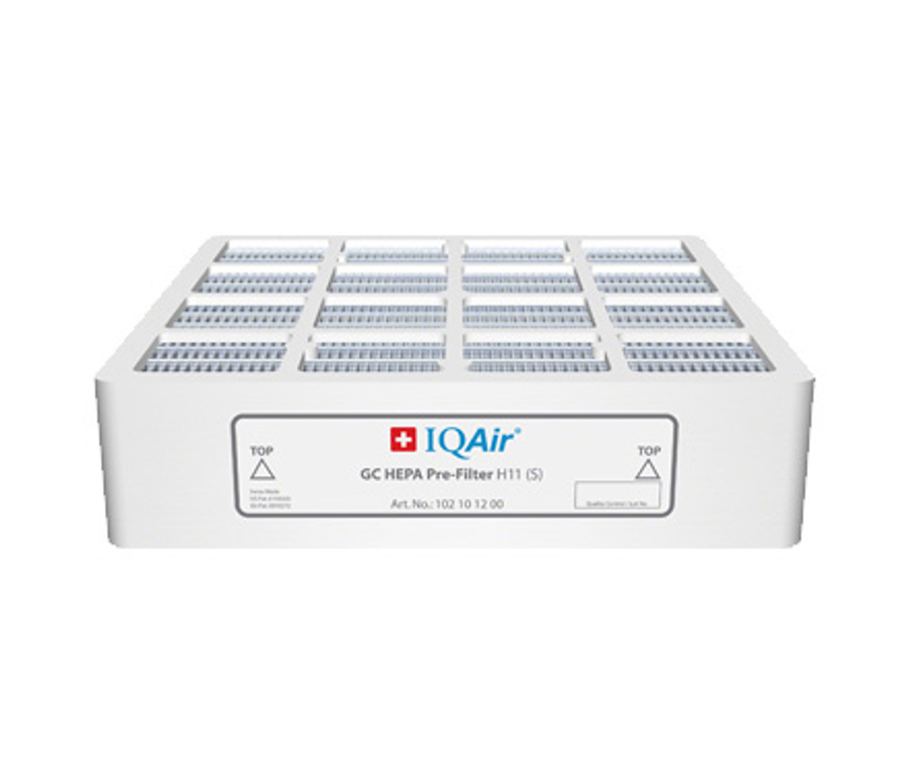 Iq Air Filters >> Iqair Gc Multigas Hyperhepa Pre Filter H11
