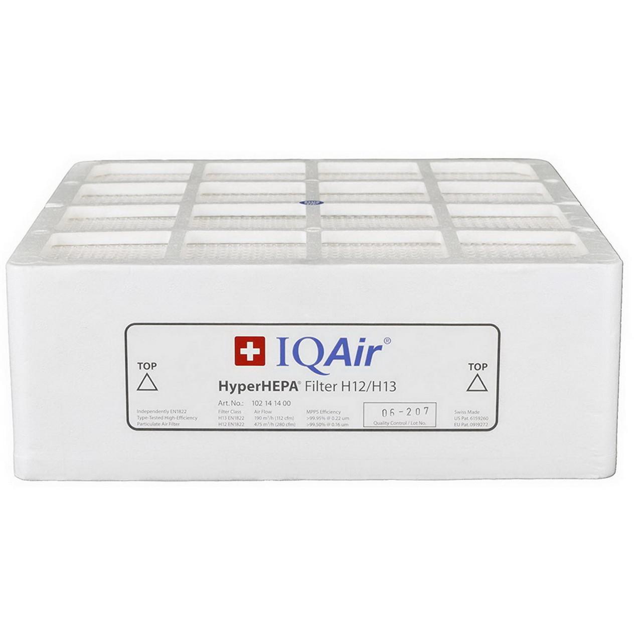 Iq Air Filters >> Iq Air Health Pro Plus Hyper Hepa Filter