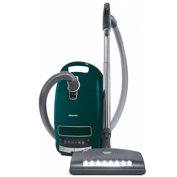 Miele c3 power plus vacuum
