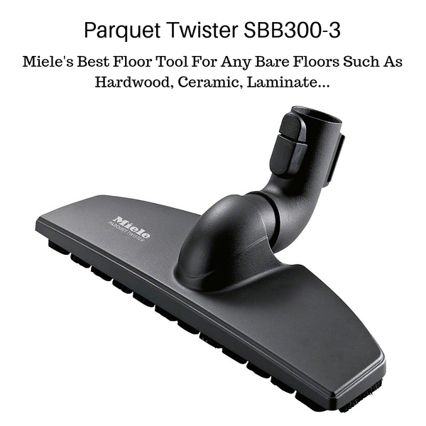 MIELE PARQUET TWISTER FLOOR BRUSH - SBB300 -3