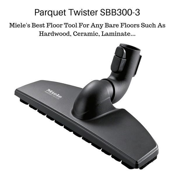 MIELE PARQUET TWISTER FLOOR BRUSH - SBB300 -3