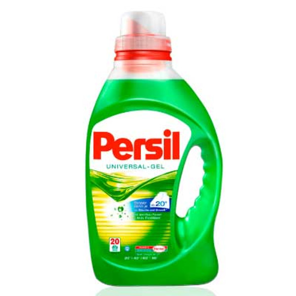 PERSIL GEL WHITE / UNIVERSAL 20 LOADS