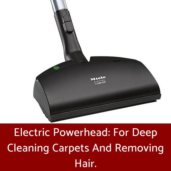 Miele Complete C3 Totalcare Vacuum Cleaner