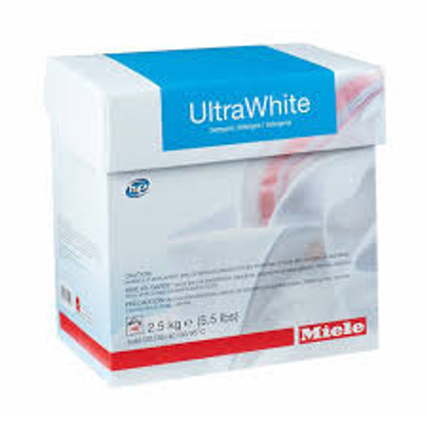 MIELE ULTRA WHITE LAUNDRY DETERGENT(2.5 Kg ) POWDER