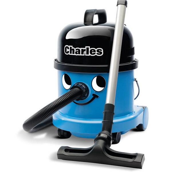NUMATIC CHARLES CVC370 COMMERCIAL WET AND DRY VACUUM
