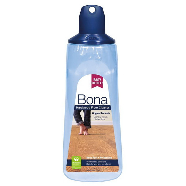 BONA HARDWOOD FLOOR CLEANER MOP REFILL CARTRIDGE