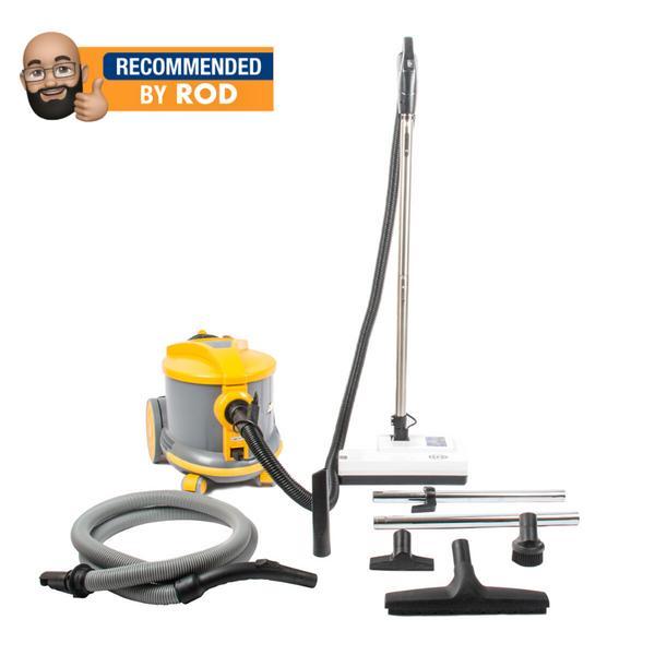 GHIBLI AS6 SEBO POWERHEAD COMMERCIAL VACUUM CLEANER