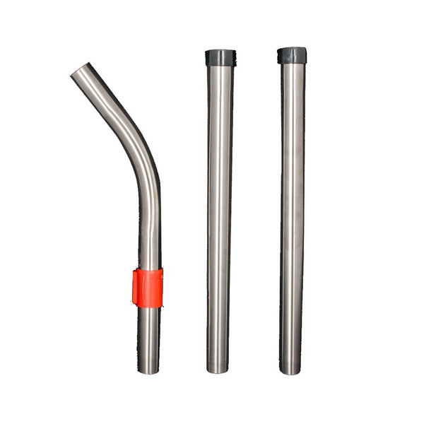 NUMATIC 3 PIECE WAND STAINLESS STEEL 1 1/4""