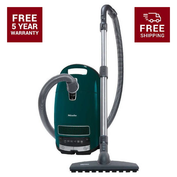 MIELE VACUUM SALE. MIELE COMPLETE C3 LIMITED EDITION PETROL GREEN
