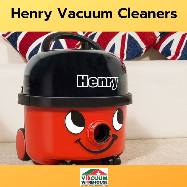 Henry Vacuum Cleaners