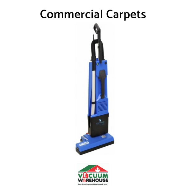 Nacecare HD18 Commercial Upright Vacuum Cleaner