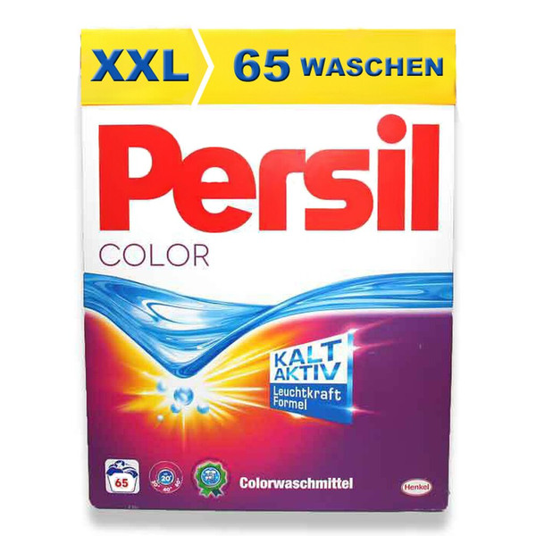 PERSIL COLOR POWDER LAUNDRY DETERGENT 65 LOADS