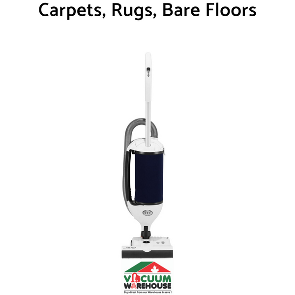 SEBO DART UPRIGHT VACUUM CLEANER