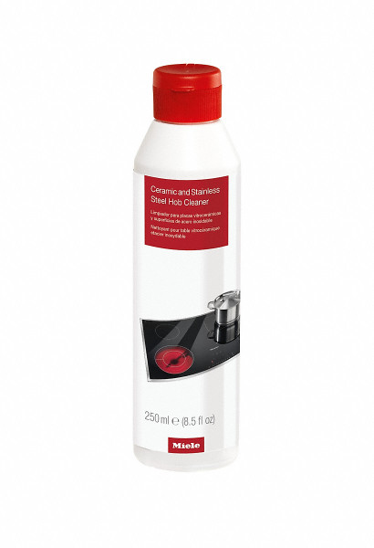 MIELE CERAMIC GLASS / ST. STEEL CLEANER 250 ML