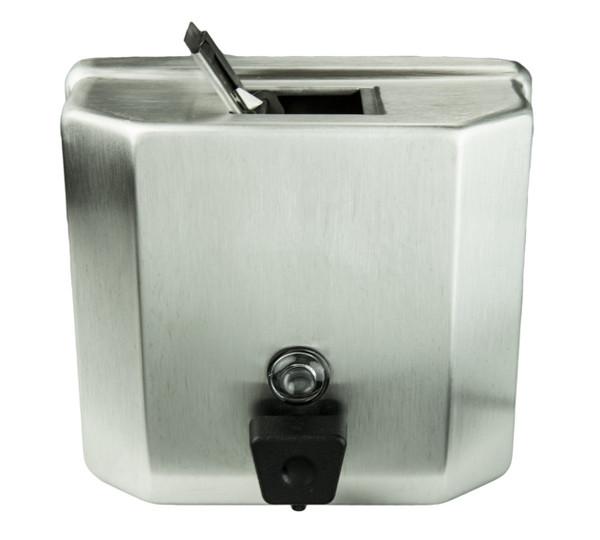 FROST PROFILE SOAP DISPENSER - SS 1.5 L