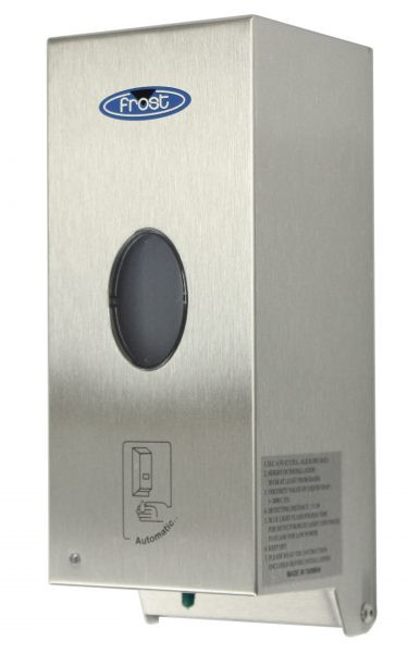 FROST TOUCH FREE SOAP DISPENSER- SS 1 L