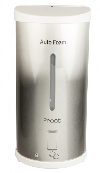 Janitorial and Cleaning Supplies,Cleaning Chemicals,Hand Sanitizer,FROST,PGC75669-1,Frost Touch Free Foam Soap Dispenser - 800 Cc