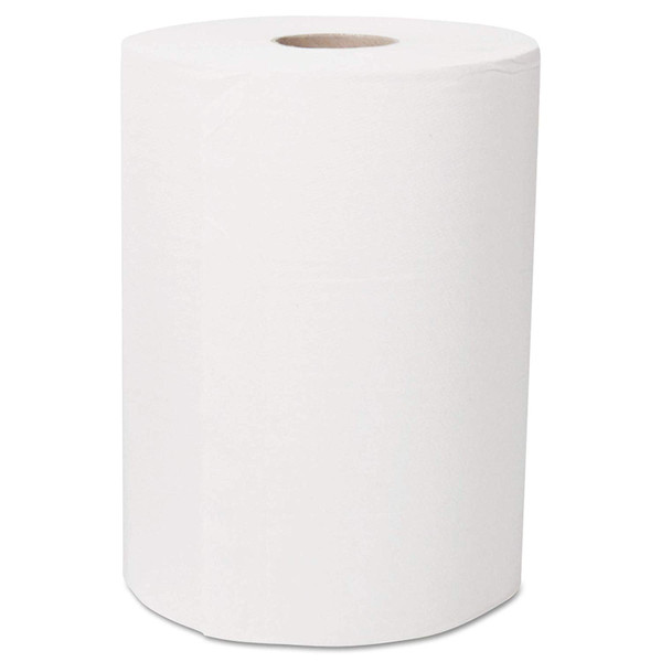 Janitorial and Cleaning Supplies,Cleaning Chemicals,Hand Sanitizer,KLEENEX,KCC43753CS,Kleenex Ultra Soft Slimroll Hard Roll Towel 6 Roll/Cs