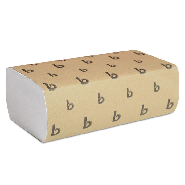 Janitorial and Cleaning Supplies,Disposable Paper,Paper Towel,BOARDWALK,BWK6200,Boardwalk Multifold Paper Towels White Bwk6200