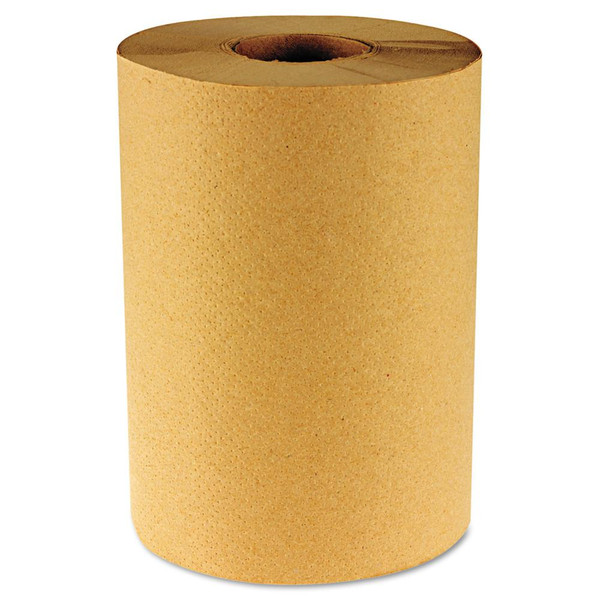 Janitorial and Cleaning Supplies,Disposable Paper,Paper Towel,BOARDWALK,BWK6256,Boardwalk Roll Paper Towels Natural Bwk6256