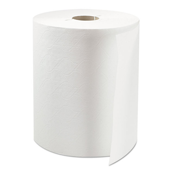 Janitorial and Cleaning Supplies,Disposable Paper,Paper Towel,GEN,BWKG802,Gen Paper Towels Roll White Bwkg802