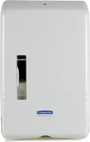 Janitorial and Cleaning Supplies,Paper Dispensers,KIMBERLY-CLARK,KCC06904CS,Kimberly-Clark Professional Slimfold Dispenser 06904