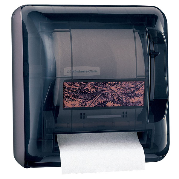Janitorial and Cleaning Supplies,Paper Dispensers,KIMBERLY-CLARK,KCC09073CS,Kimberly-Clark Professional Hard Roll Towel Dispenser 09073