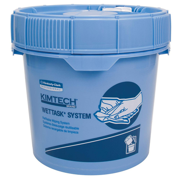 Janitorial and Cleaning Supplies,Wipers,KIMTECH,KCC09361CS,Kimtech Prep Wipers For The Wettask System 09361