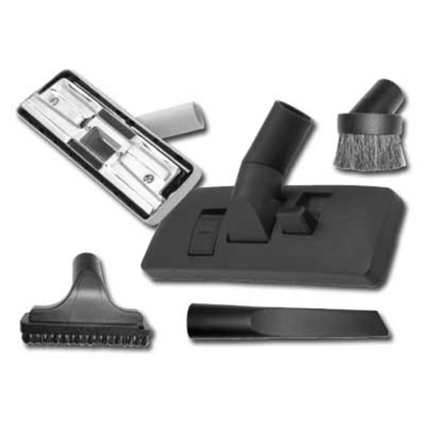 Bag and Parts,Attachment - Vacuum Cleaners,Attachment Sets,VACUUM WAREHOUSE,TM272,Tm272 Tool Set 4 Piece Black