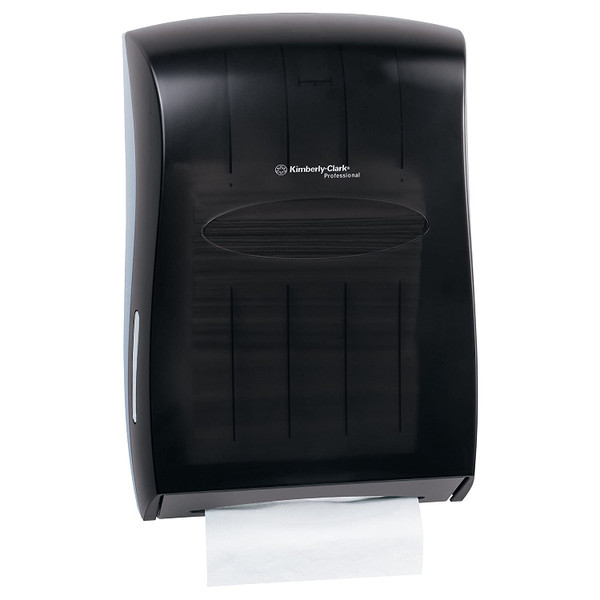Janitorial and Cleaning Supplies,Dispensers,Paper Dispensers,KIMBERLY-CLARK,KCC09905CS,Kimberly-Clark Professional Universal Folded Towel Dispenser 09905