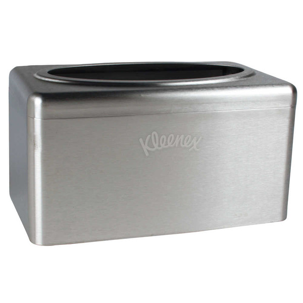Janitorial and Cleaning Supplies,Dispensers,Paper Dispensers,KLEENEX,KCC09924CS,Kleenex Box Towel Dispenser 09924