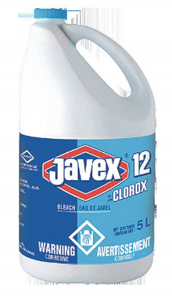 Janitorial and Cleaning Supplies,Cleaning Chemicals,Detergents,JAVEX,CLO01193,Javex 12Perc Commercial Solutions