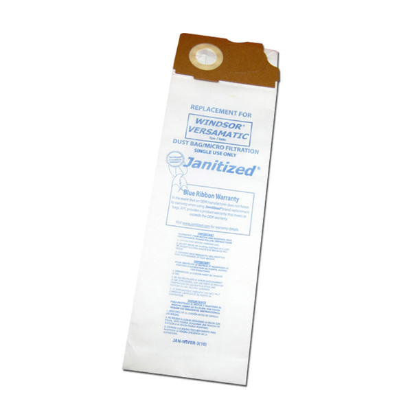 Bags and Parts,Bag and Filters,Paper Bags,WINDSOR,BA476420,Ba476420 Windsor Paper Bag