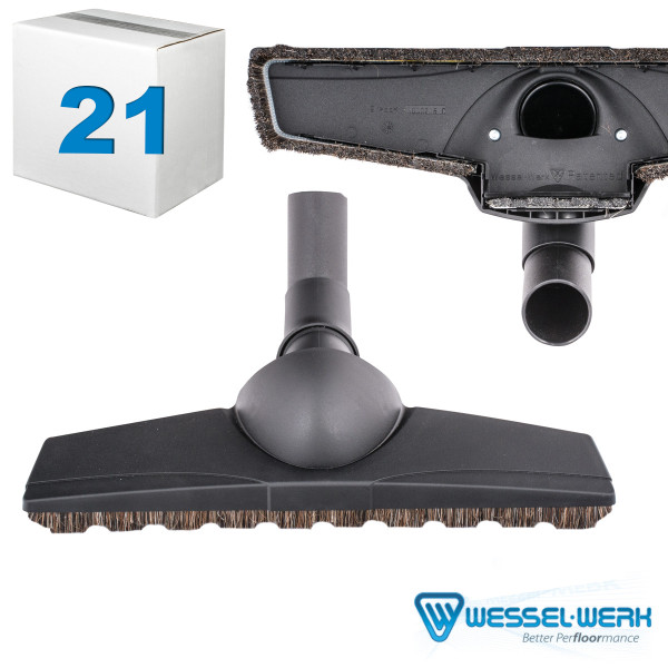 Bags and Parts,Parts and Accessories,Floor Brushes,WESSEL WERK,TF110BCS-21,Tf110Bcs-21 Floor Brush Wessel Werk