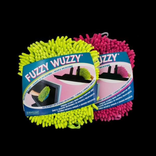 Bags and Parts,Parts and Accessories,Specialty Tools,VACUUM WAREHOUSE,TB125,Tb125 Fuzzy Wuzzies Micro Fiber Mitt Multi Purpose Double Sided Fringe