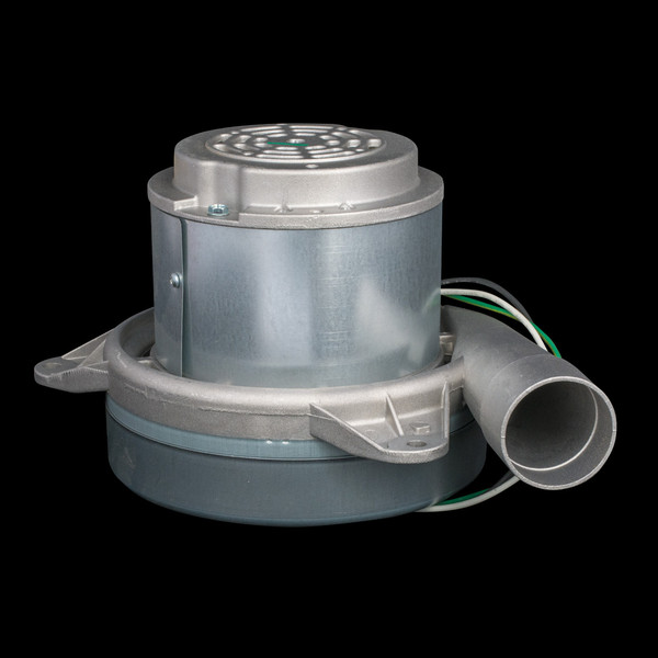 Bags and Parts,Parts and Accessories, Vacuum Motors,LAMB AMETEK,M115334,M115334 Lamb Motor 2 Stage Bypass 7.2""