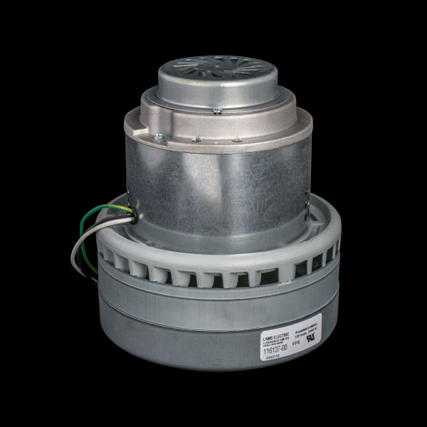 Bags and Parts,Parts and Accessories, Vacuum Motors,LAMB AMETEK,M116137,M116137 Lamb Motor 3 Stage Bypass 7.2""